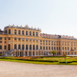 schonbrunn palace in vienna austria — Stock Photo