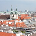 Historical center of Bratislava — Stock Photo