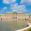 Stock Photo: Belvedere palace