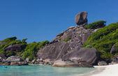 Rock Sail on Similan — Foto de Stock