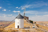 Region of Castilla la Mancha — Stock Photo