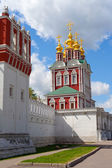 Tower of the Novodevichy Convent — Stock Photo