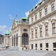 Stock Photo: Belvedere palace in Vienna, Austria
