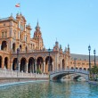 Plaza de Espana in Seville, Spain — Stock Photo #34770959