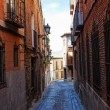 Small street in Toledo — Stock Photo
