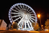 Working big wheel, Spain — Stock fotografie