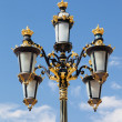 Decorative lamp — Foto Stock