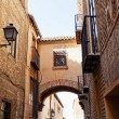 Ancient narrow street  — Stockfoto