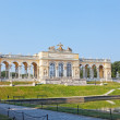 Gloriette structure in Schonbrunn Palace — Stock Photo