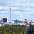 Central district of Berlin — Stock Photo