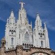 Temple del Sagrat Cor — Stock Photo