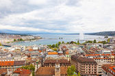 City of Geneva — Stock Photo
