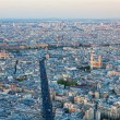 Aerial view of Paris — Stock Photo #37779485