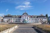 Präsidentenpalast in bratislava. — Stockfoto