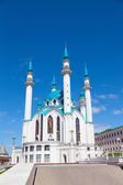 Qol Sharif mosque in Kazan, Russia — Stock Photo