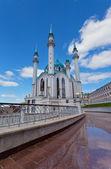 Qol Sharif mosque in Kazan, Russia — Foto Stock