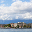 Stock Photo: Lake Geneva