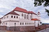 Ancient castle Spilberk — Stock Photo