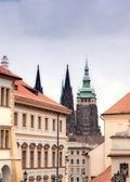 Prague, city views — Stock Photo