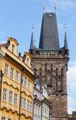 Stare Mesto (Old Town) view — Stock Photo
