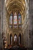 Interno della Cattedrale di San Vito — Foto Stock