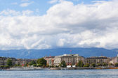 Lake Geneva — Stock Photo