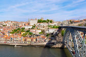 Bridge of Luis I over Douro river — Stock Photo