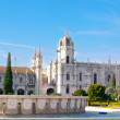 "Historic monastery ""Mosteiro dos Jeronimos"" — Stock Photo"