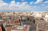 Historical center of Valencia — Foto de Stock