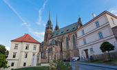 Temple  in Brno — Stock Photo