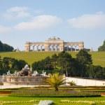 Schonbrunn Palace, Vienna, Austria — Stock Photo #43877641
