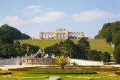 Schonbrunn Palace, Vienna, Austria — Stock Photo