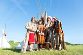 North American Indians — Stock Photo