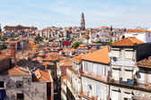 View of the city of Porto — Stock Photo
