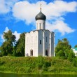 Church of Intercession upon Nerl River. — Stock Photo #45137471