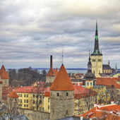 Estonia, Tallinn — Foto Stock
