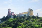 View of Palace da Pena. Sintra, Lisbon — Stok fotoğraf