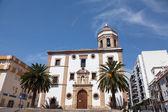 Église catholique dans la ville de ronda, Espagne — Photo