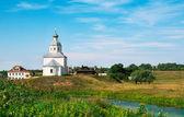 Ilinsky church at Suzdal — Stock Photo
