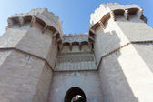 Towers of Serranos — Stock Photo