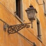 Old streetlight — Stock Photo #48315049