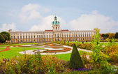 Schloss Charlottenburg — Stock Photo