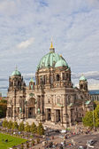 Berlin Cathedral — 图库照片