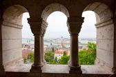 Fishing bastion, Budapest — Stock Photo