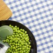 Green Peas — Stock Photo #12092314
