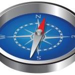 equipos de navegación — Vector de stock