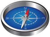 Navigation Equipment — Stock Vector