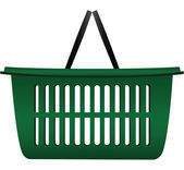 Basket cart — Stock Vector