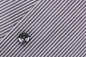 Black Button — Stock Photo