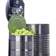 Green Peas — Stock Photo #13251068